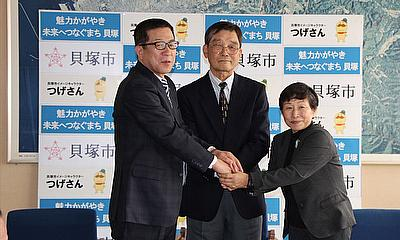 """Confirmation of the first """"City of Cricket"""" in West Japan"""