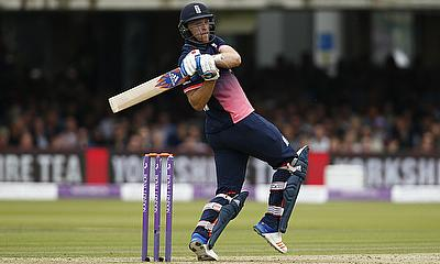 David Willey excelled with both the bat and the ball