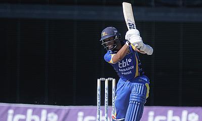 Shai Hope scored 53 runs