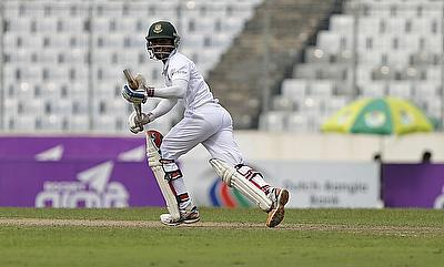 Mominul Haque scored twin centuries in the game