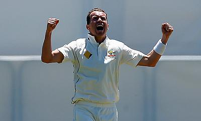 Peter Siddle last played a Test match in November 2016