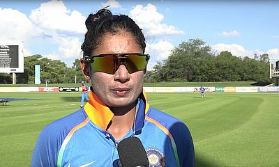 Mithali Raj After India's ODI Win Over South Africa