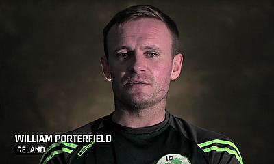 Ireland's William Porterfield on the Cricket World Cup Qualifier 2018