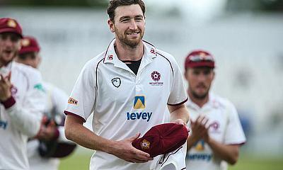 Richard Gleeson, Northamptonshire County Cricket Club