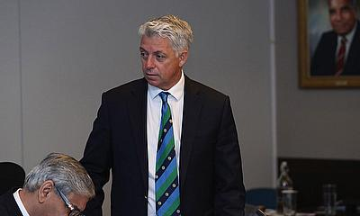 ICC Chief Executive David Richardson