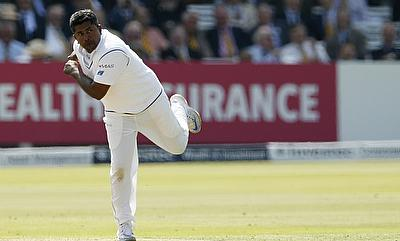 Rangana Herath achieved another milestone