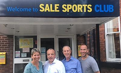 Green Light for Sale Sports Development