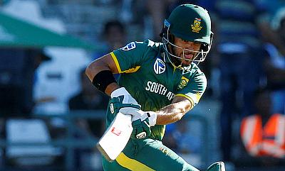 JP Duminy led from the front for South Africa