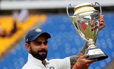 India had a successful year under Virat Kohli