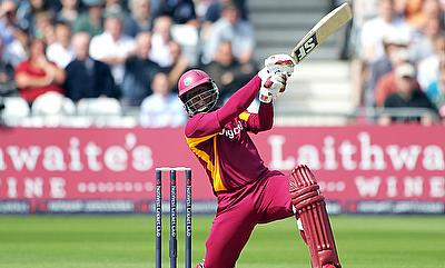 Dwayne Smith won the man of the match despite ending on the losing side