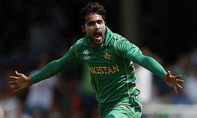 Mohammad Amir has been among the wickets for Karachi Kings