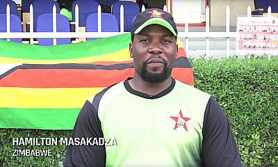 Hamilton Masakadza, ICC CWC Qualifier 2018