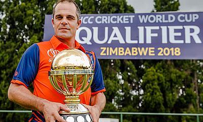 Peter Borren, Netherlands Cricket