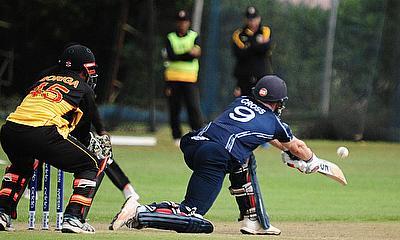 Matthew Cross, Cricket Scotland,Papua New Guinea