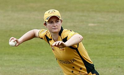Cricket Australia High Performance Coach and Under 19 Head Coach Leah Poulton