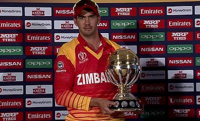 Zimbabwe Captain Graeme Cremer Press Conference