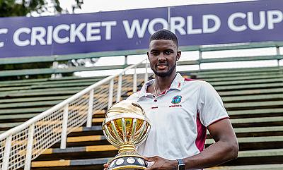 Jason Holder will lead West Indies