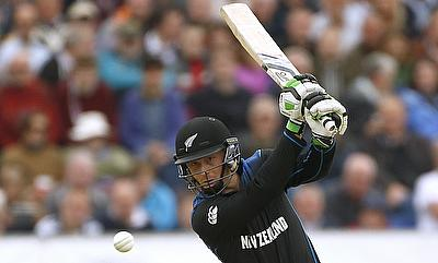 Martin Guptill has been in outstanding form for New Zealand