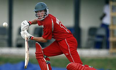 Sean Williams was a late addition to the Zimbabwe squad
