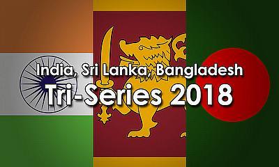 India and Bangladesh in Sri Lanka T20I Tri-Series, 2018