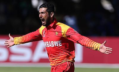 Sikandar Raza was the hero for Zimbabwe in the game against Afghanistan