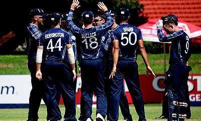 Scotland came up with an exceptional bowling performance against Hong Kong