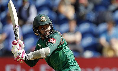 Mushfiqur Rahim smashed five boundaries and four sixes