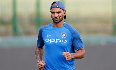 Shikhar Dhawan has been in top for for India