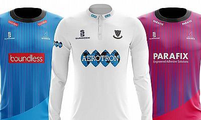 New Shirts Revealed for 2018 Season
