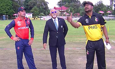 Highlights of Netherlands v Papua New Guinea ICC WCQ 2018