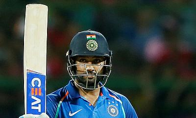 Rohit Sharma scored 89 runs opening the batting for India