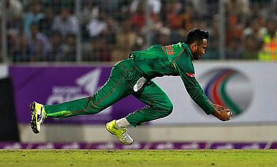 Shakib Al Hasan has recovered from a finger injury