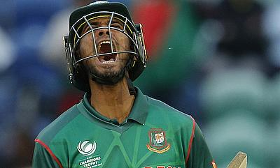 Mahmdullah helped Bangladesh pull out a thriller