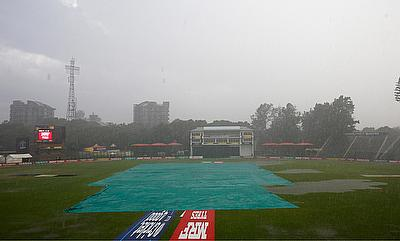 Rain Takes Windies To Next Year's World Cup