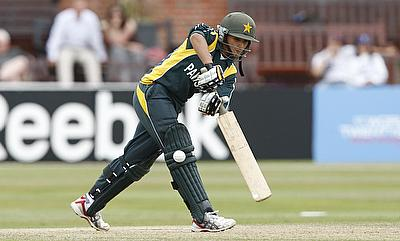 Bismah Maroof scored 89 runs for Pakistan