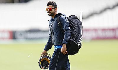 Varun Aaron in Training