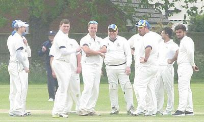 Shropshire D40 Pre-Season Blog in Association With Cobra Cricket