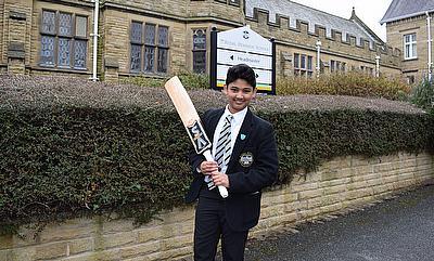 Cricket Sensation Arran Nets Sponsorship Deal Ahead of New Season