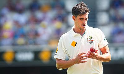 Mitchell Starc suffered another injury setback