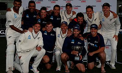 Sodhi sees off England on final Day in 2nd Test Draw