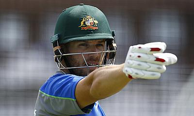 Aaron Finch Would Put His Hand Up For Australian Captaincy