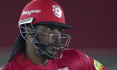 Twitter erupts as Chris Gayle storms his way to 6th IPL ton