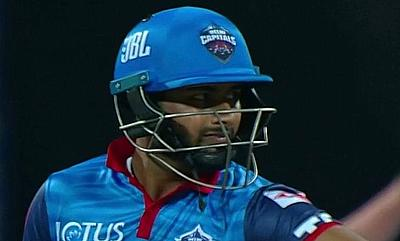 Shikhar Dhawan's best-ever IPL score leads Delhi Capitals to victory
