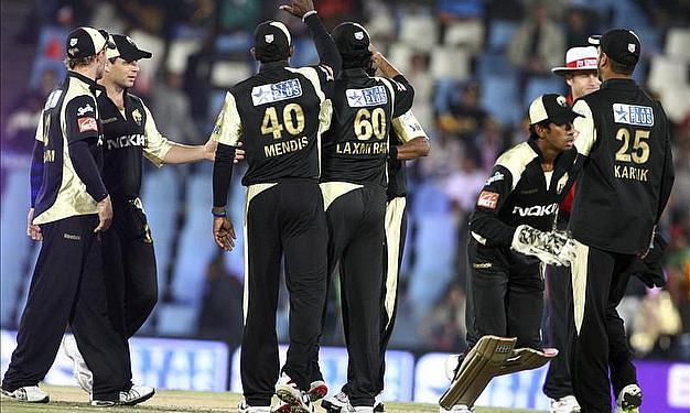 IPL 2012: Kolkata Knight Riders Win IPL 2012 Final