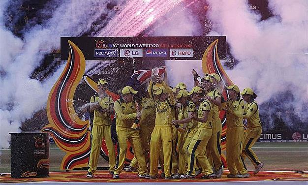 Australia Beat England To Retain Women's WT20 Title