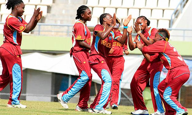 West Indies Women Clinch Series In Style
