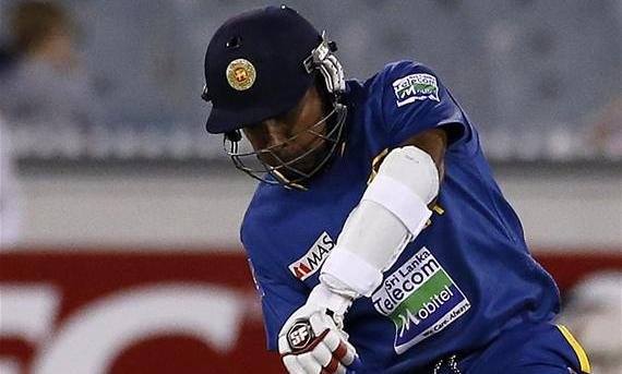 Sri Lanka Hold Their Nerve In MCG Thriller
