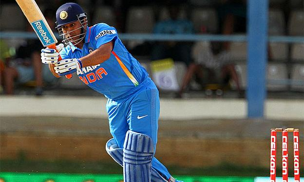 Dhoni To The Rescue For India Once Again