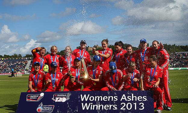 England Women Win Final Ashes T20