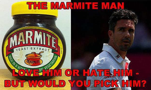 Kevin Pietersen - The Marmite Man